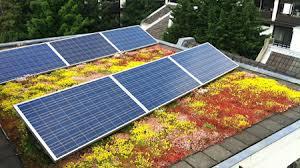 Zonnepanelen plat dak ipskamp elektro techniek